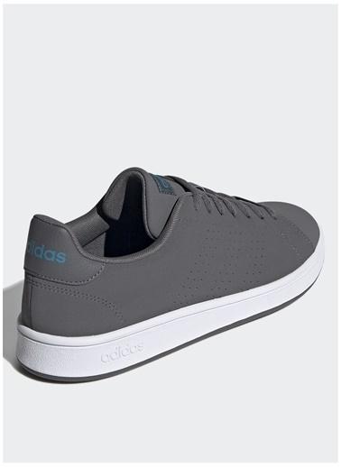 adidas adidas FY8640 ADVANTAGE BASE Erkek Lifestyle Ayakkabı Gri